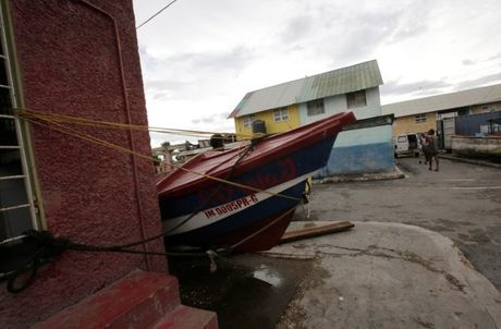 Bao Matthew gay thiet hai nang o Haiti, Cuba - Anh 12