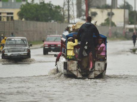 Bao Matthew gay thiet hai nang o Haiti, Cuba - Anh 13