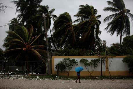 Bao Matthew gay thiet hai nang o Haiti, Cuba - Anh 15