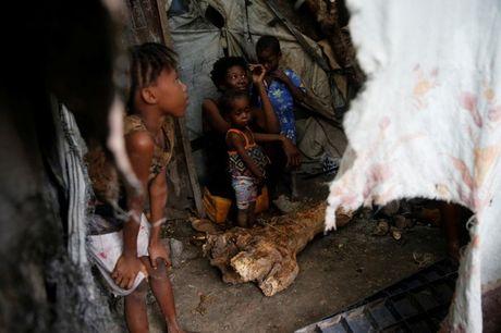Bao Matthew gay thiet hai nang o Haiti, Cuba - Anh 5