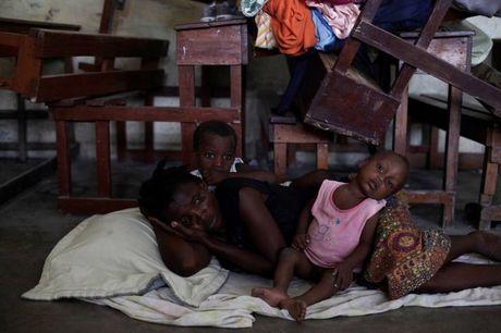 Bao Matthew gay thiet hai nang o Haiti, Cuba - Anh 7
