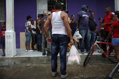 Bao Matthew gay thiet hai nang o Haiti, Cuba - Anh 8