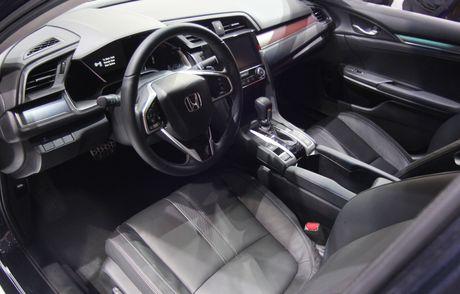 Anh thuc te Honda Civic the he moi dau tien o Viet Nam - Anh 3
