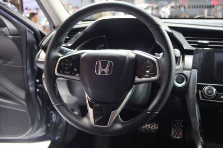 Anh thuc te Honda Civic the he moi dau tien o Viet Nam - Anh 5