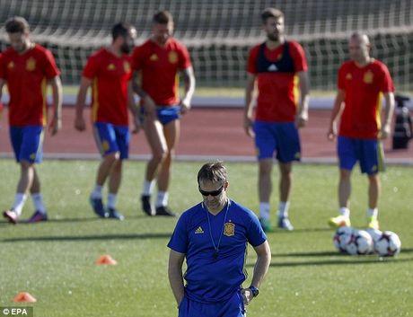 Tay Ban Nha quyet phuc thu Italy bang nhung guong mat moi - Anh 6