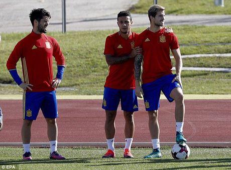 Tay Ban Nha quyet phuc thu Italy bang nhung guong mat moi - Anh 7