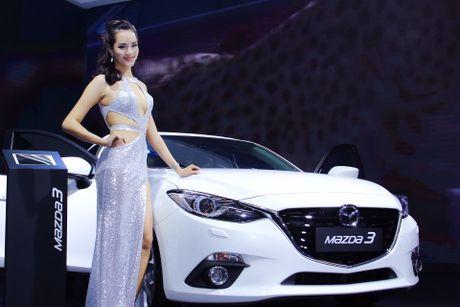 Dan chan dai tai Vietnam Motor Show 2016 - Anh 11