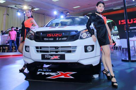 Dan chan dai tai Vietnam Motor Show 2016 - Anh 2