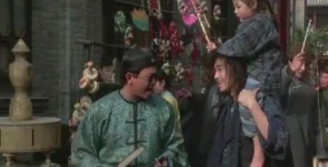 Duong Mich tung dong phim Chau Tinh Tri khi 4 tuoi - Anh 2
