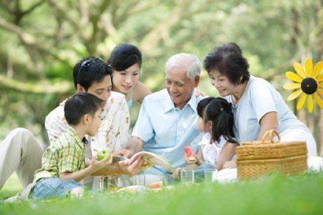 Hanh phuc gia dinh: Toan chuyen nha vat vanh - Anh 1