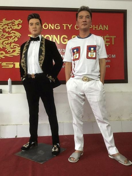 Ca si Dam Vinh Hung gay sot voi 'tuong sap Mr Dam' - Anh 2