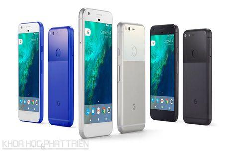 Google trinh lang Pixel va Pixel XL: Cau hinh 'khung', gia ngang iPhone 7 - Anh 3