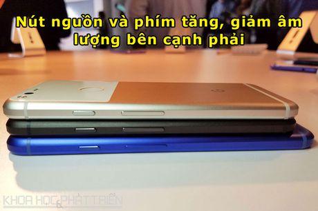 Clip: Tren tay Google Pixel va Pixel XL - Anh 16