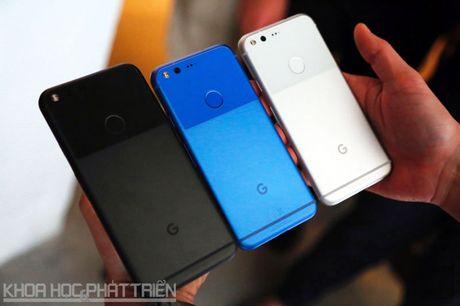 Clip: Tren tay Google Pixel va Pixel XL - Anh 8
