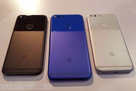 Clip: Tren tay Google Pixel va Pixel XL - Anh 9