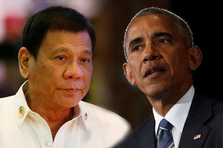 Tong thong Philippines doa dut tinh, rua ong Obama 'xuong dia nguc' - Anh 1