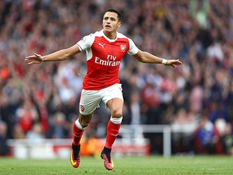 Mua nay, ca 3 tuyen cua Arsenal deu manh - Anh 1