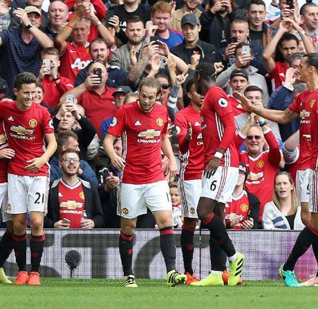 O Man United, Mourinho co khoi dau toi te nhat trong su nghiep - Anh 2