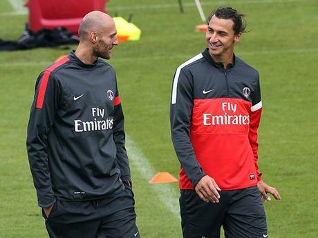 Lo dien 'vu khi bi mat' cua Zlatan Ibrahimovic - Anh 4