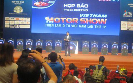 Gan 100 mau xe do dang tai Trien lam o to Viet Nam 2016 - Anh 1