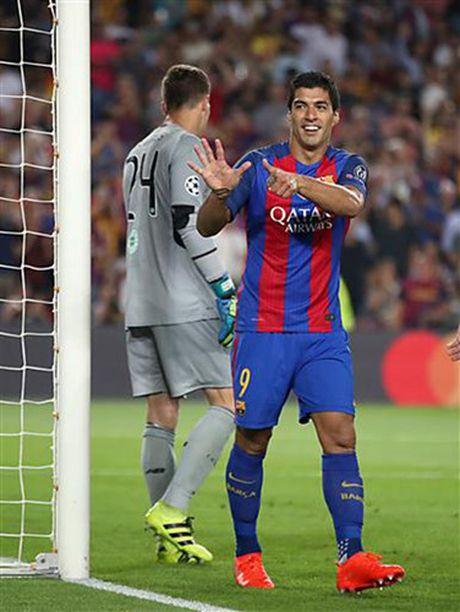 Top 10 cau thu huong luong cao nhat Barca: Messi va phan con lai - Anh 9