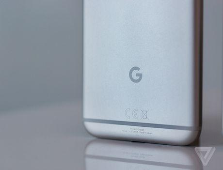 Ngam chi tiet Google Pixel va Pixel XL moi - Anh 4
