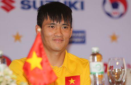 Cong Vinh: DT Viet Nam rat dang xem, nhung van thua xa nguoi Thai - Anh 1