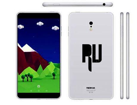 Nokia P1 man hinh 2K sap ra mat - Anh 1