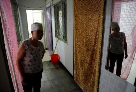 Ben trong 'khach san ung thu' o Trung Quoc - Anh 4