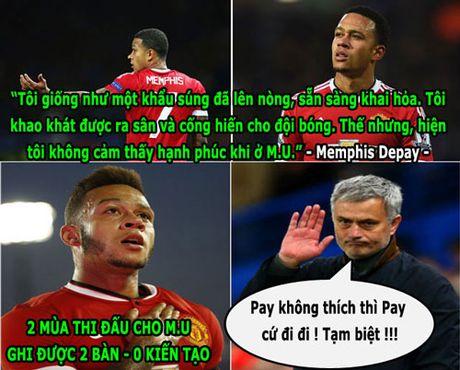 HAU TRUONG (6.10): Bo Neymar lo clip nong, Mourinho duoi kheo Depay, - Anh 2