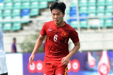 Clip Sieu pham cua Xuan Truong vao luoi CHDCND Trieu Tien - Anh 1