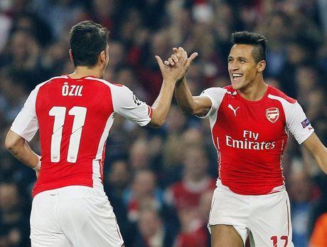 Chuyen Premier League (phan 2): Mua giai ban le cua Arsenal - Anh 2