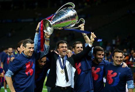 Cuu huyen thoai Barca tung khuyen Enrique dung tro lai Madrid - Anh 1