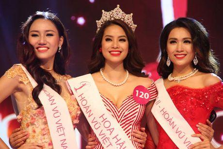 Nga re khac nhau cua top 3 HH Hoan vu VN 2015 - Anh 1