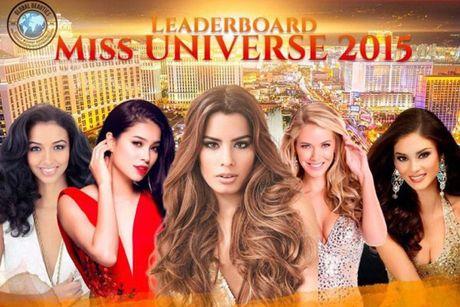 Nga re khac nhau cua top 3 HH Hoan vu VN 2015 - Anh 2