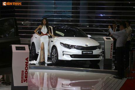 'Doi quan' Kia sedan 4 cua hut khach tai VMS 2016 - Anh 7