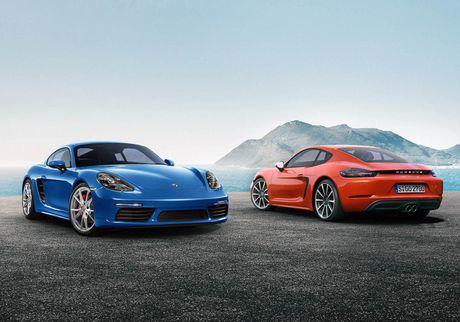 Porsche trieu hoi 100 xe Macan 2017 'dinh loi' - Anh 1