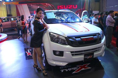Isuzu Viet Nam mang dan 'xe hop dia hinh' den VMS 2016 - Anh 5
