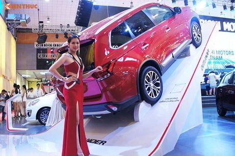 Mitsubishi Motors Viet Nam 'hoan toan moi' tai VMS 2016 - Anh 4