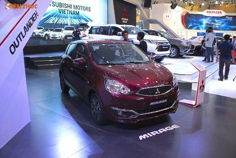 Mitsubishi Motors Viet Nam 'hoan toan moi' tai VMS 2016 - Anh 5