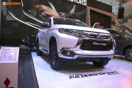Mitsubishi Motors Viet Nam 'hoan toan moi' tai VMS 2016 - Anh 6