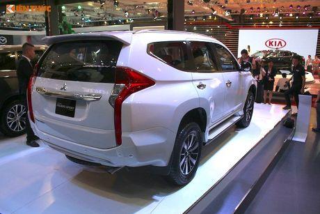 Mitsubishi Motors Viet Nam 'hoan toan moi' tai VMS 2016 - Anh 7