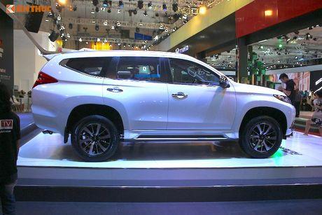 Mitsubishi Motors Viet Nam 'hoan toan moi' tai VMS 2016 - Anh 8