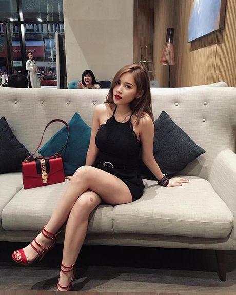 Cuoc song sang chanh ngap hang hieu cua ban gai tin don Tien Dat - Anh 10