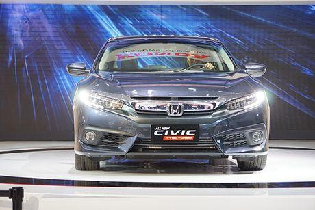 Honda Civic 2017 ra mat tai Viet Nam - Anh 2