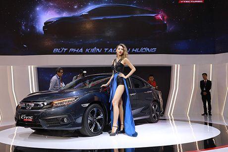 Honda Civic 2017 ra mat tai Viet Nam - Anh 4