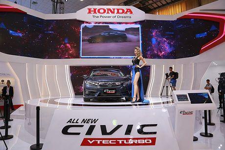 Honda Civic 2017 ra mat tai Viet Nam - Anh 5