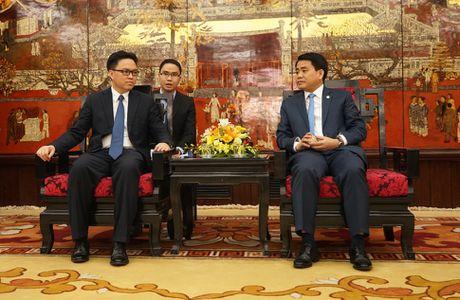 Mang net van hoa Campuchia den voi tuyen pho di bo Thu do - Anh 1