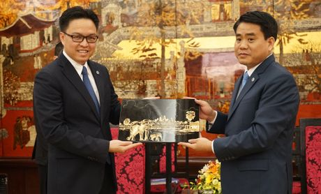 Mang net van hoa Campuchia den voi tuyen pho di bo Thu do - Anh 2