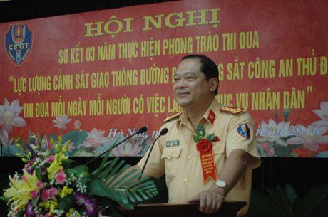 Ha Noi: Tren 9.600 luot CSGT neu guong 'Nguoi tot - viec tot' - Anh 3